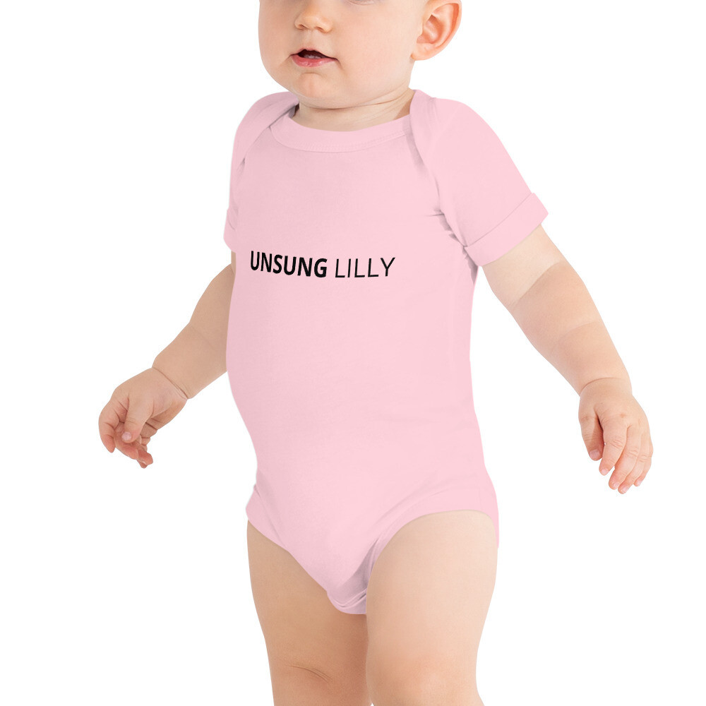 Baby 'Unsung Lilly' T-Shirt