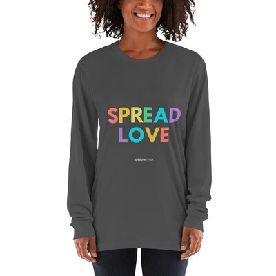 'Spread Love' Long sleeve t-shirt