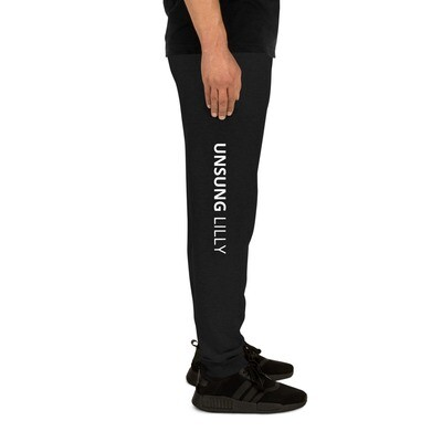 'Unsung Lilly' Unisex Joggers