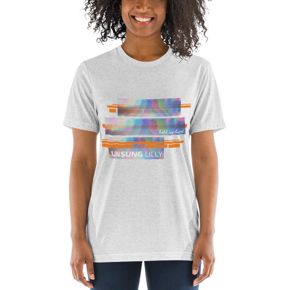 Unsung Lilly Limited Edition 'Hold My Hand' Short sleeve t-shirt
