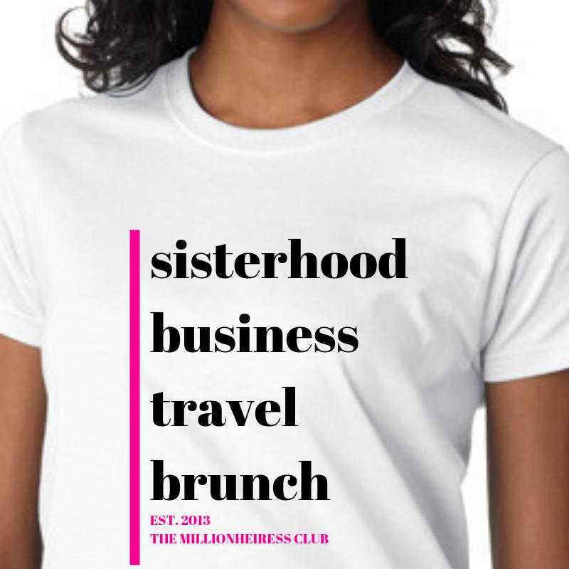 Sisterhood Tee