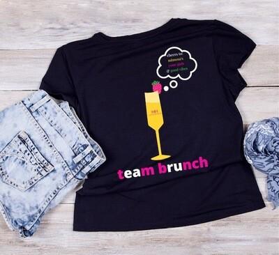 TEAM BRUNCH T-SHIRT