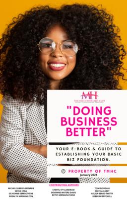 """""""Doing Business Better"""" E-BOOK"""