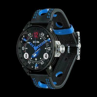 Derek DeBoer Limited Edition BRM Timepiece