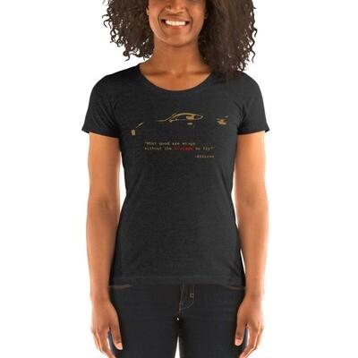 Fastlife Ladies' short sleeve t-shirt