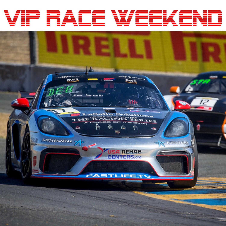 VIP Race Weekend