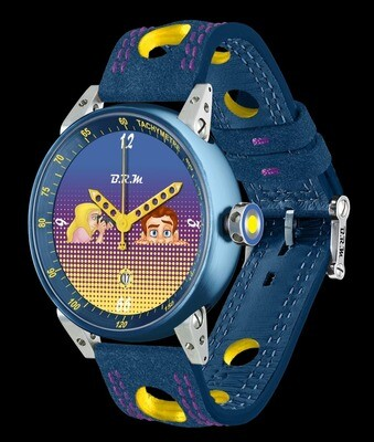 """Fastlife """"Let's Go Racing"""" Children's Book Limited Edition BRM Timepiece"""