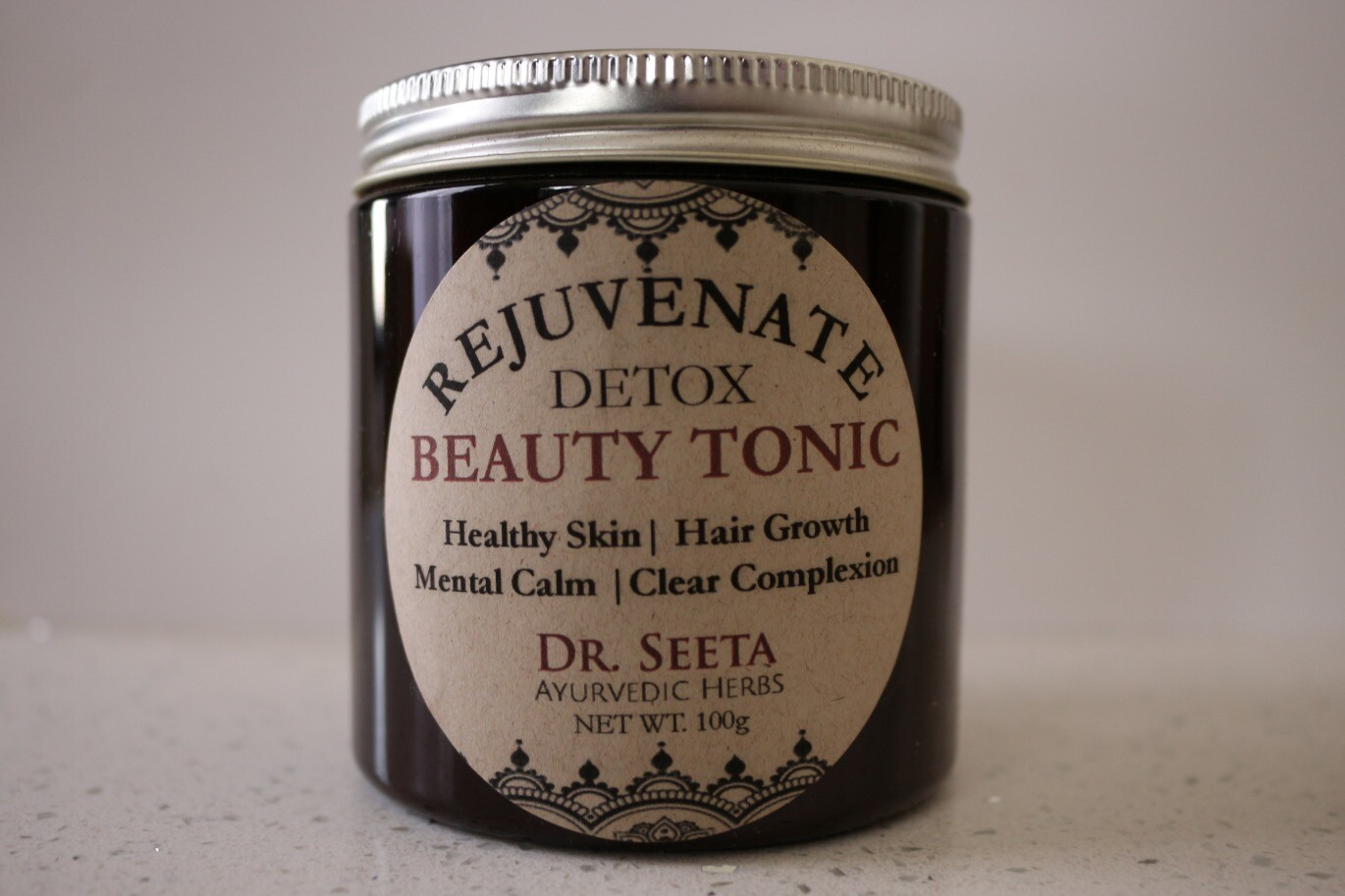 Detox Beauty Tonic