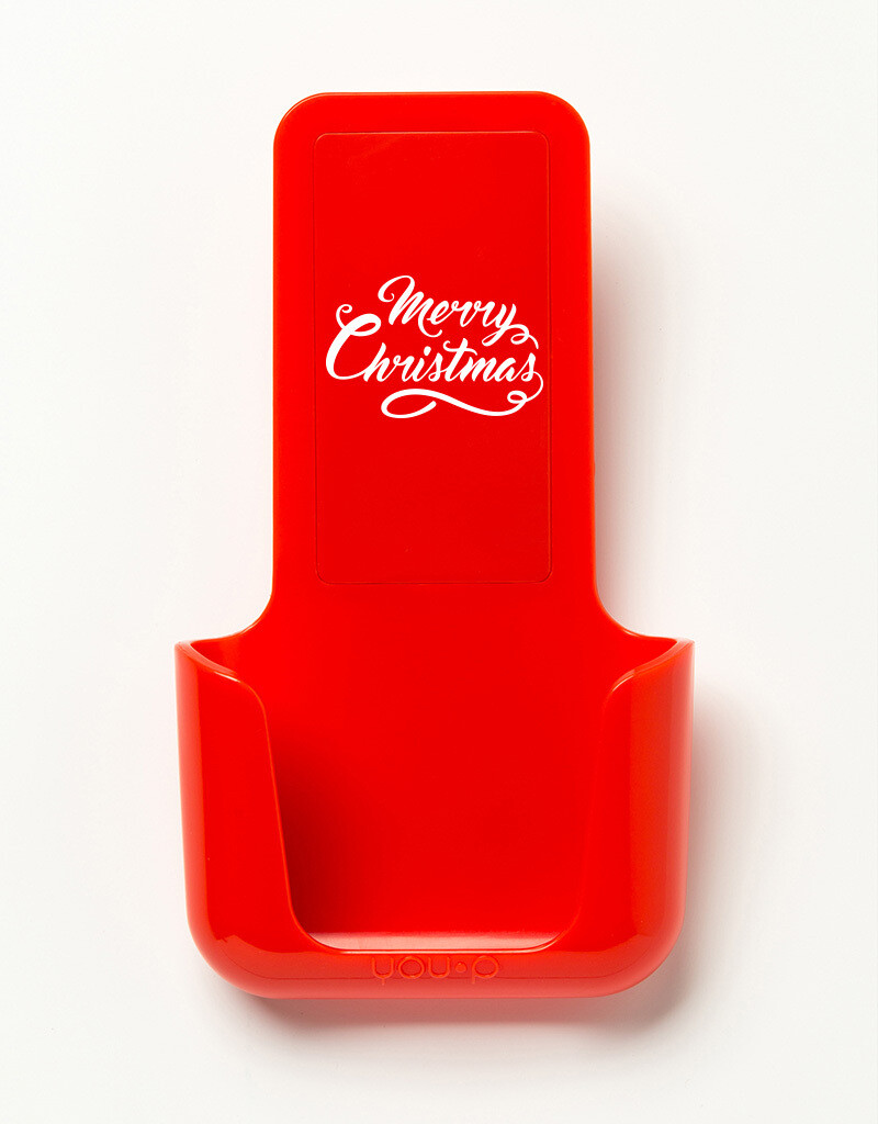 YOU·P | Merry Christmas | Rood