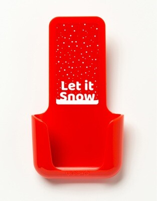 YOU·P | Let it snow | Rood