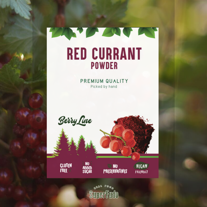 Red Currant powder | PREMIUM Quality  ~190g / ~6.7oz