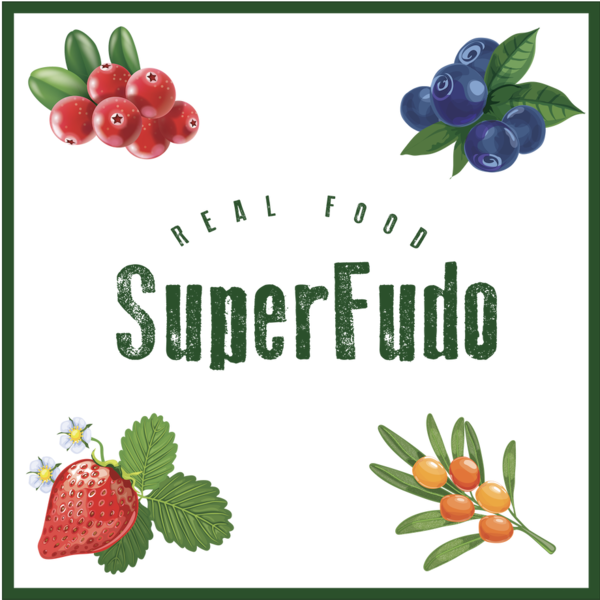 SuperFudo Europe - Berries Powders