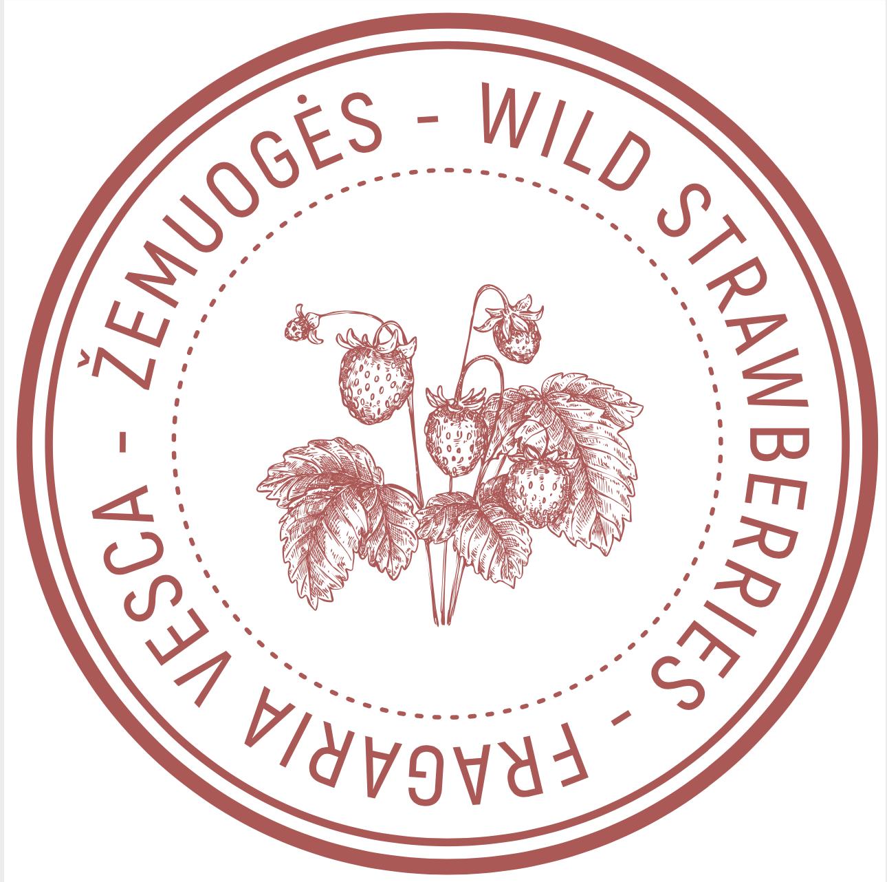 Wild Strawberry powder
