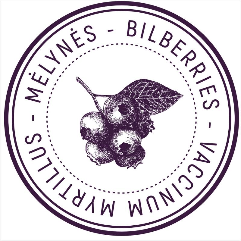 Wild Bilberry  (blueberries) powder