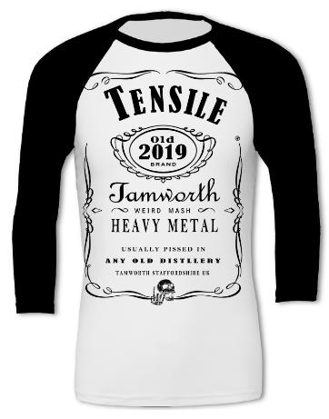 3/4 sleeve baseball shirt