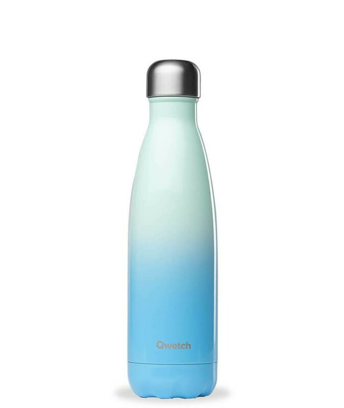 Bouteille isotherme SKY bleu 500 ml