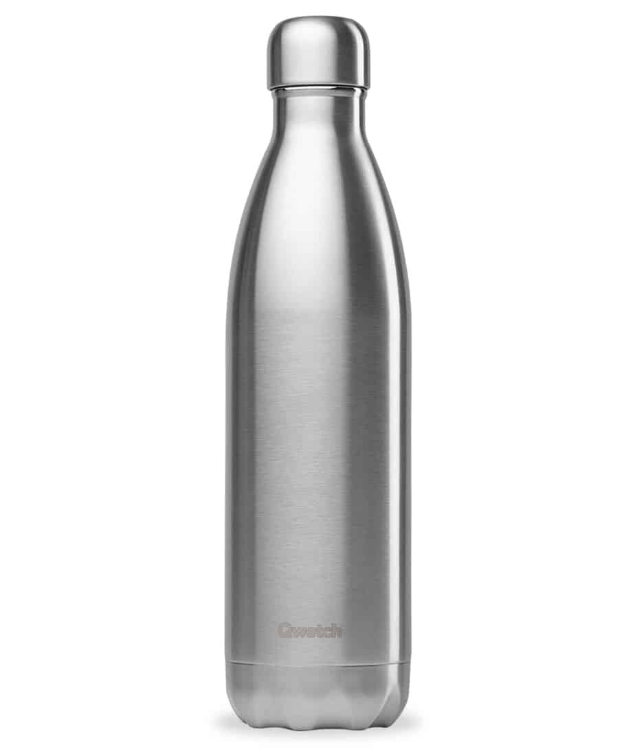 bouteille isotherme inox brossé 500 ml