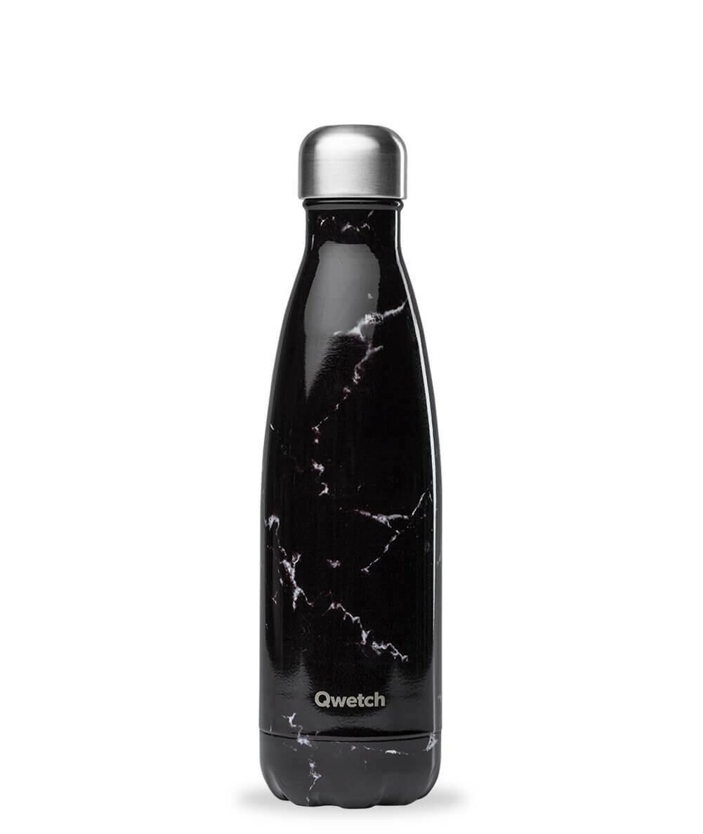 Bouteille isotherme marbre noir 500 ml