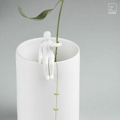 Vase jardinier en Porcelaine