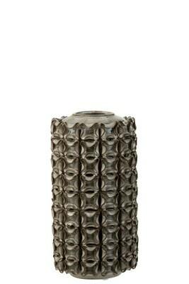 Vase CORAIL gris