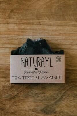 Savon Tea Tree   NATURAYL