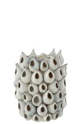 Vase ANEMONE BLEUE