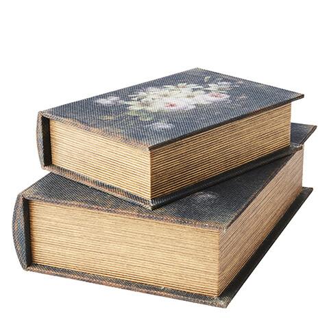 Livre Boite Secrète  grand modèle