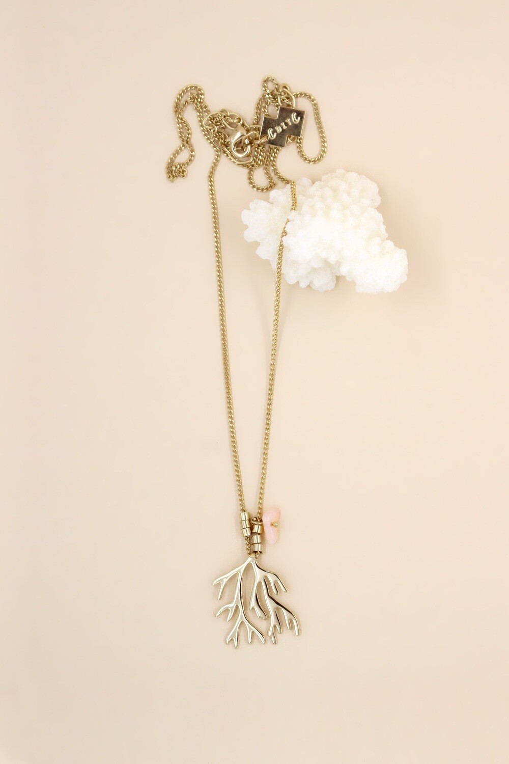 Collier Corail M  OR