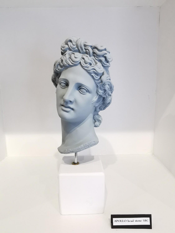 Apollo Head coloris stone