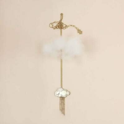 Collier NUAGE  taille M