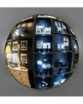 Miroir de sorcière   Ø 25 cm