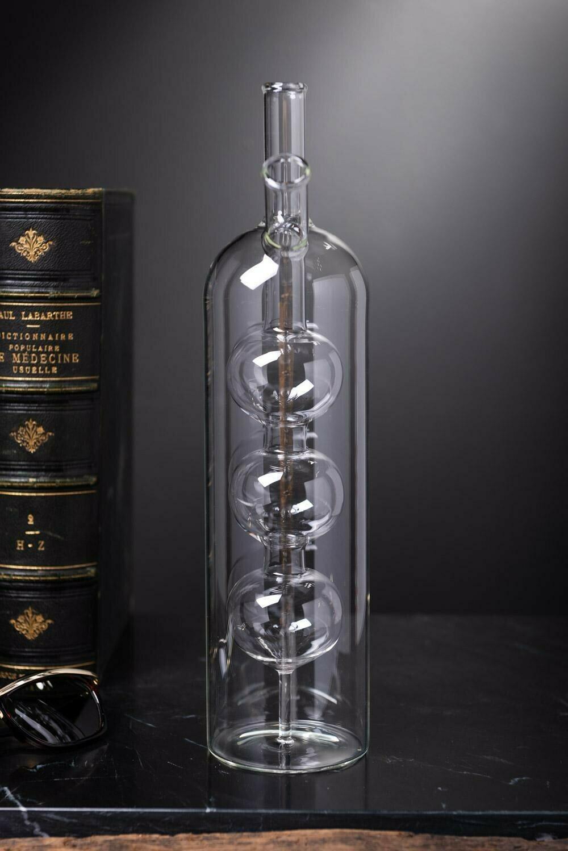 Flacon Bouteille de Laboratoire à bulles