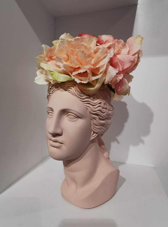 Venus Vase col vintage pink