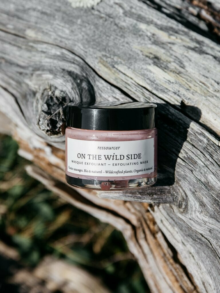 Masque Exfoliant On The Wild Side  50 ml