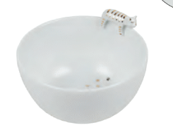 Coupelle Bol en Porcelaine Petit Chat