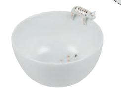 Coupelle Bol en Porcelaine Petit Chat