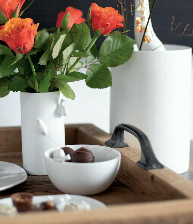 """Vase en Porcelaine """"Escargots"""""""