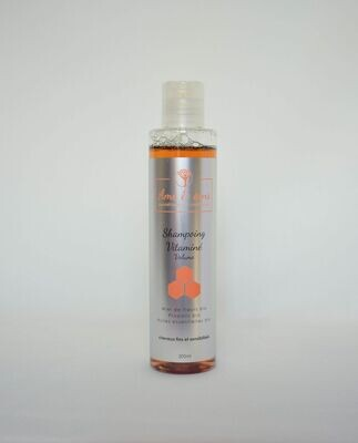 Shampoing Vitaminé pour cheveux fins/sensibilisés Ame et Sens