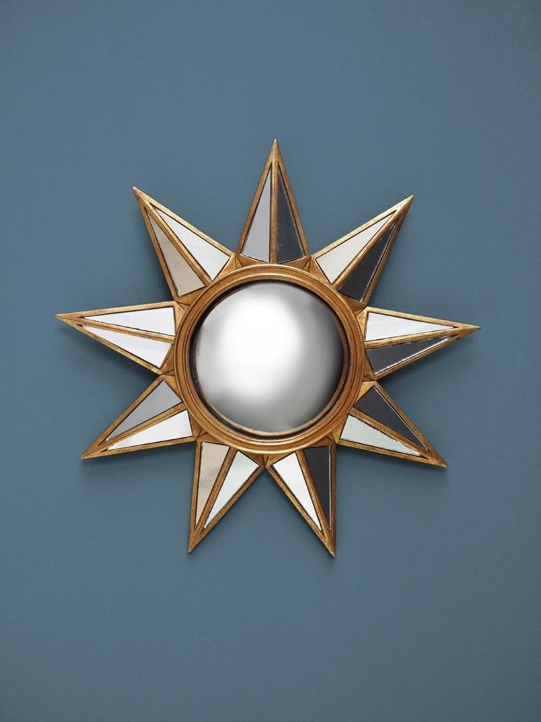 Miroir de Sorcière - Etoile Soleil NEW !