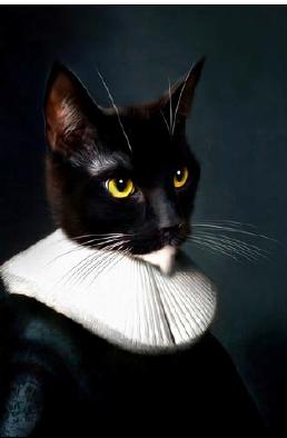 Affiche BLACK CAT  NEW!