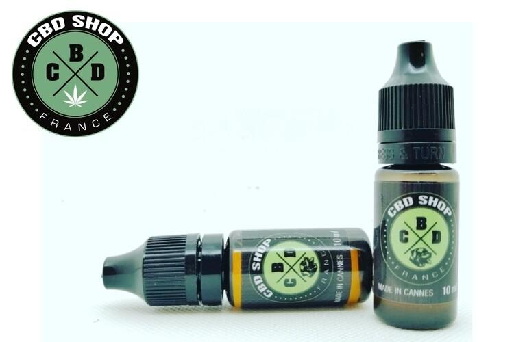 E-Liquide CBD 300 mg