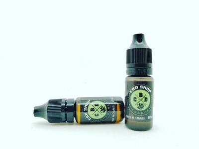 E-Liquide CBD 500 mg