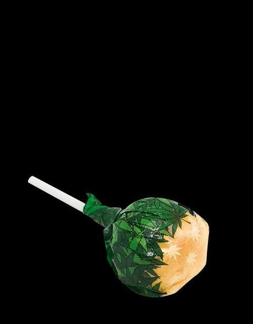 Sucette infusée au cannabis