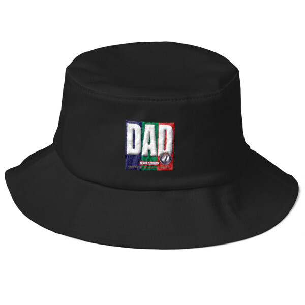 Old Dude Bucket Hat