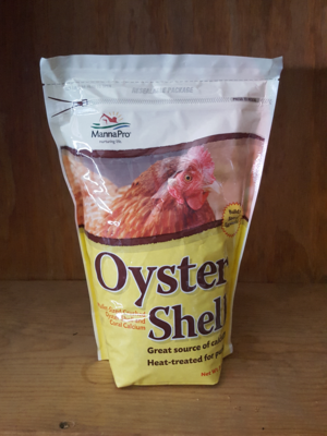 Manna Pro Oyster Shell, 5 lb.
