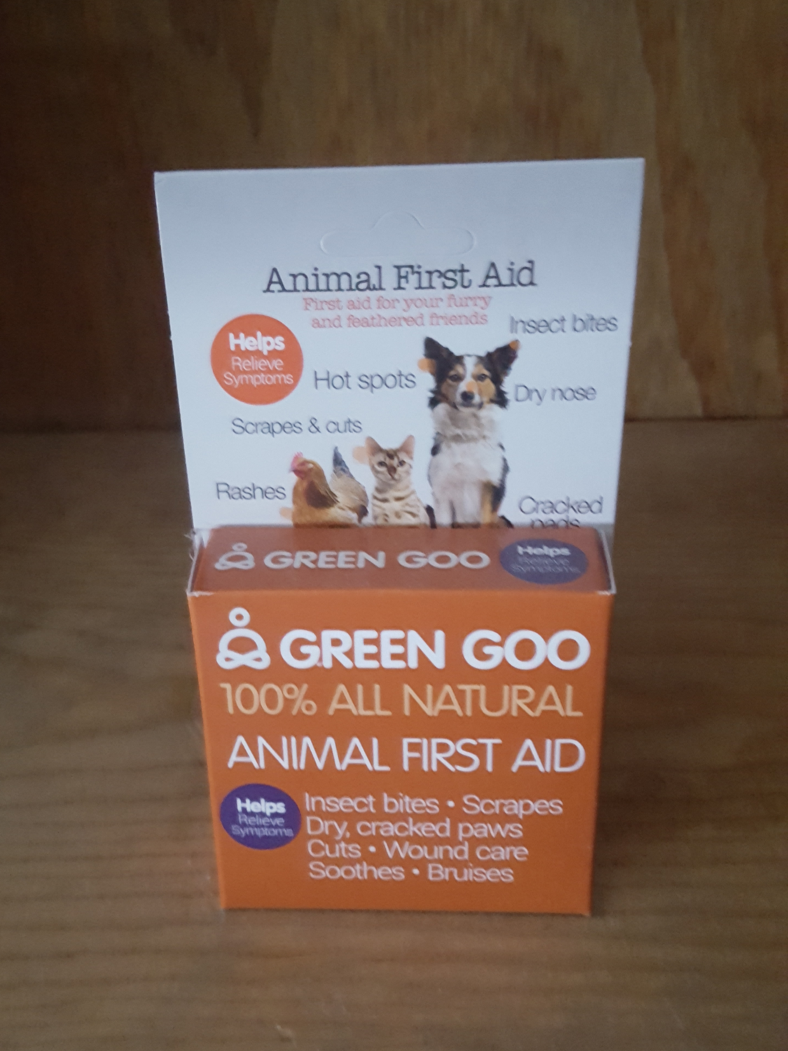 Green Goo Animal First Aid
