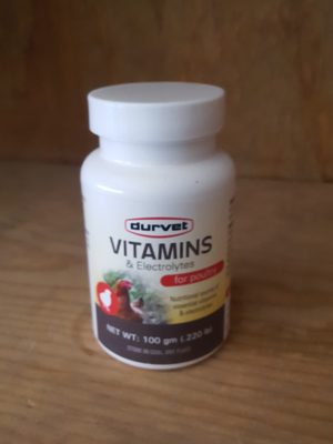 Durvet Vitamins and Electrolytes