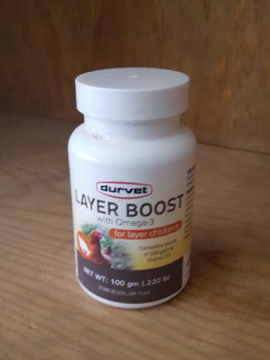 Durvet Layer Boost