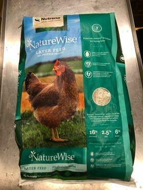 Naturewise Layer Pellet - Nutrena, 40 lb.