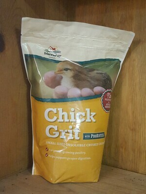 Manna Pro Chick Grit with Probiotics, 5 lb.